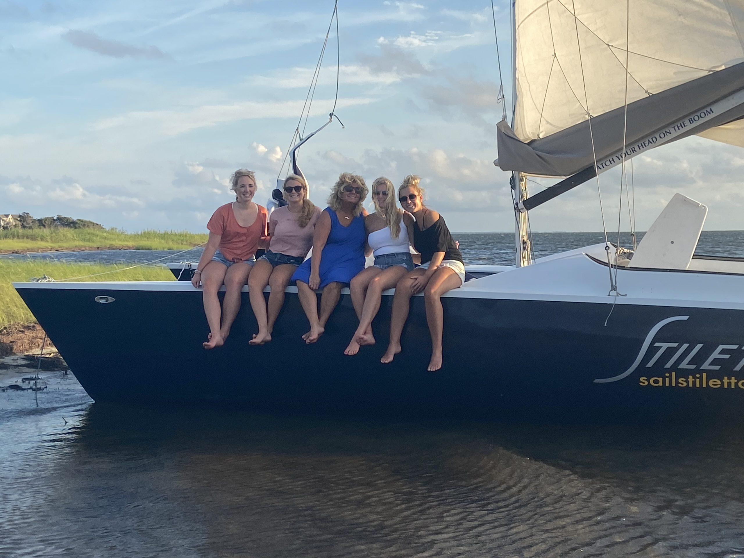 Cape Hatteras National Seashore Sailing Tours