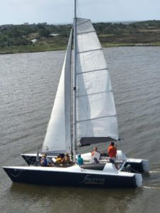 Catamaran Sailing Tours on Hatteras