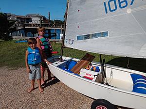 Hatteras Junior Sailing Update 12/7