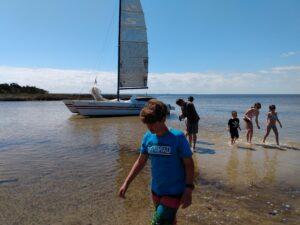 Avon Harbor Sailing